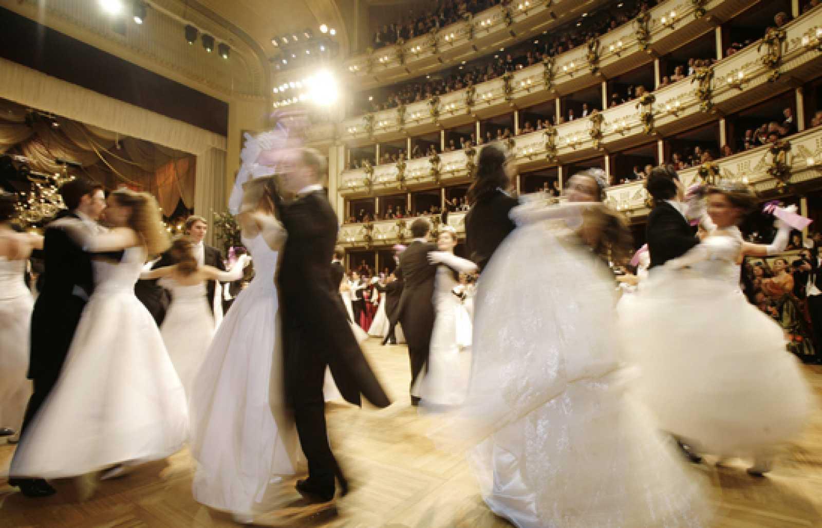 La Crisis No Llega Al Baile De La ópera De Viena Rtve Es