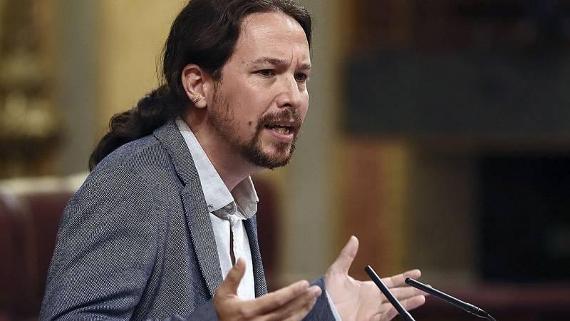 """Iglesias a Rajoy: """"Usted es el mayor responsable político de la corrupción en España"""""""