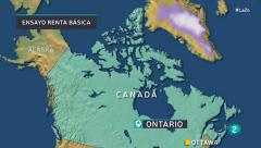La 2 Noticias - Canadá ensaya en Ontario la renta básica