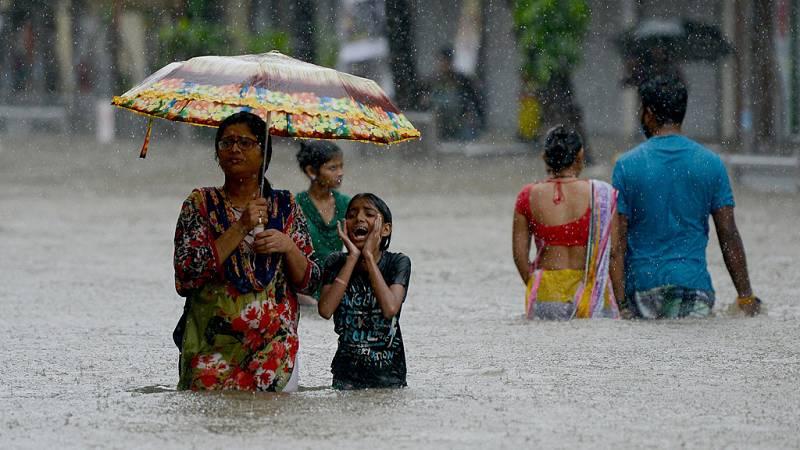 Más de 1.200 muertos en el Sudeste Asiático tras el paso de las lluvias monzónicas