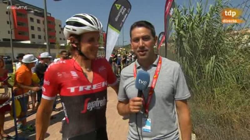 El ciclista holandés del equipo Trek nos cuenta cómo fueron sus inicios en el ciclismo profesional.
