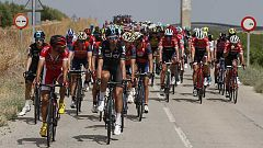 Vuelta Ciclista a España 2017 - 14ª etapa: Ecija - Sierra de la Pandera (1)