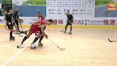 Hockey patines - World Roller Games 2017 Campeonato del Mundo Masculino: España-Alemania