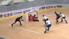 Hockey patines - World Roller Games 2017 Campeonato del Mundo Masculino: España - Chile