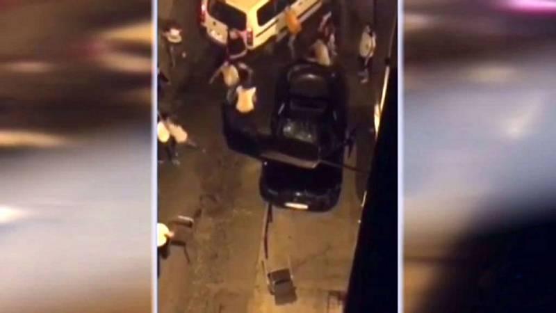 Un atropello múltiple desata el pánico en Huelva