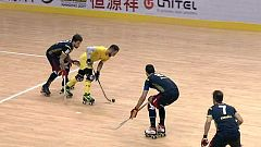 Hockey patines - World Roller Games 2017 Campeonato del Mundo Masculino: España-Mozambique