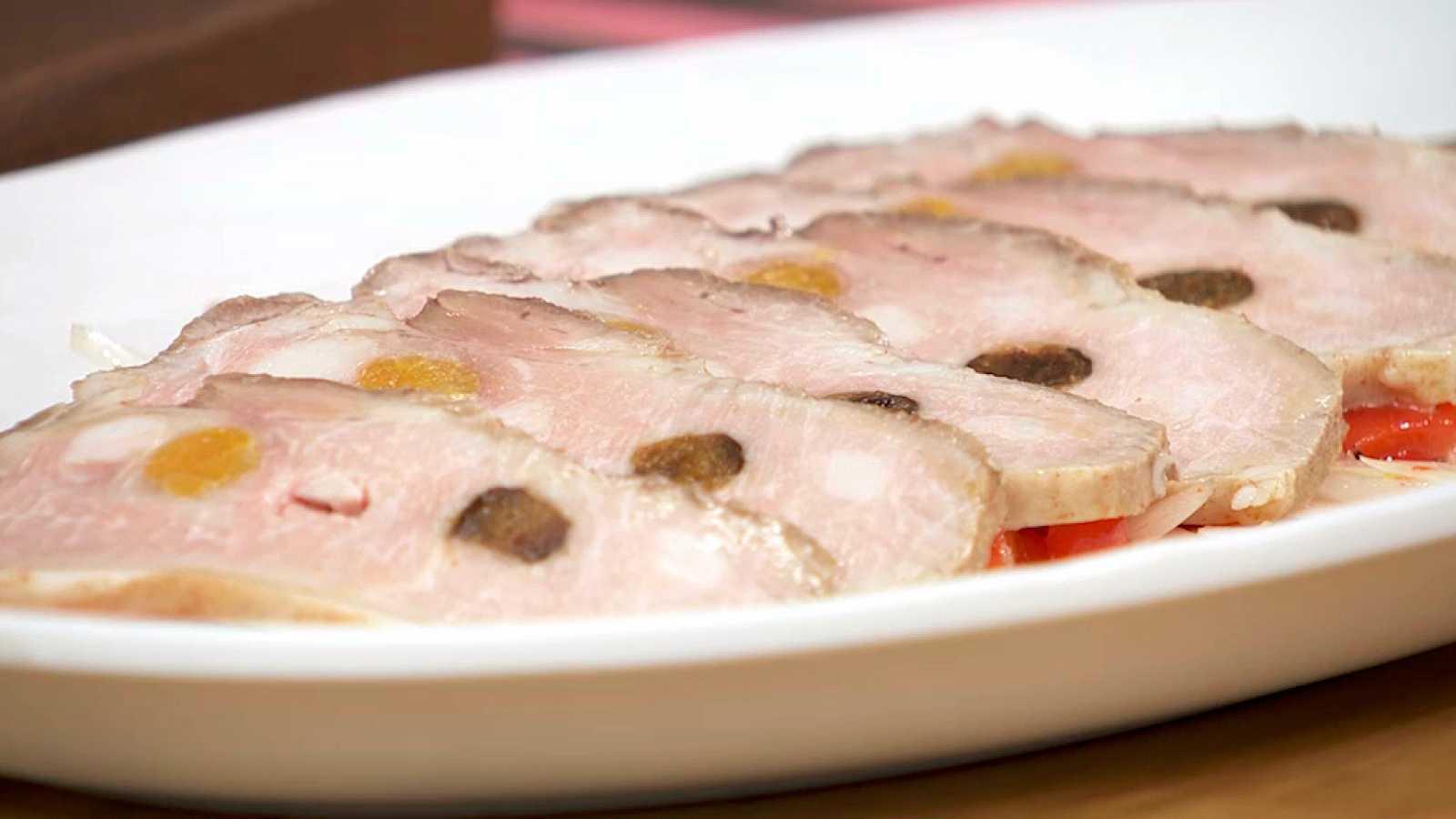 Torres en la cocina - Lomo de cerdo ibérico al pimentón