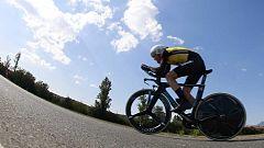 Vuelta Ciclista a España 2017 - 17ª etapa: Villadiego / Los Machucos- Monumento Vaca Pasiega (2)