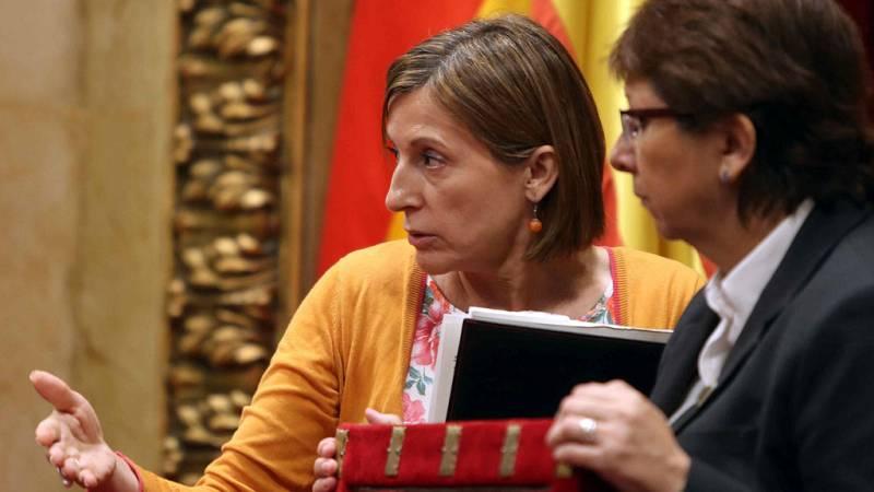 El Gobierno catalán ha vulnerado la Constitución y el reglamento del parlament