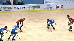 Hockey patines - World Roller Games 2017. Campeonato del Mundo Masculino: 1ª Semifinal: España-Italia