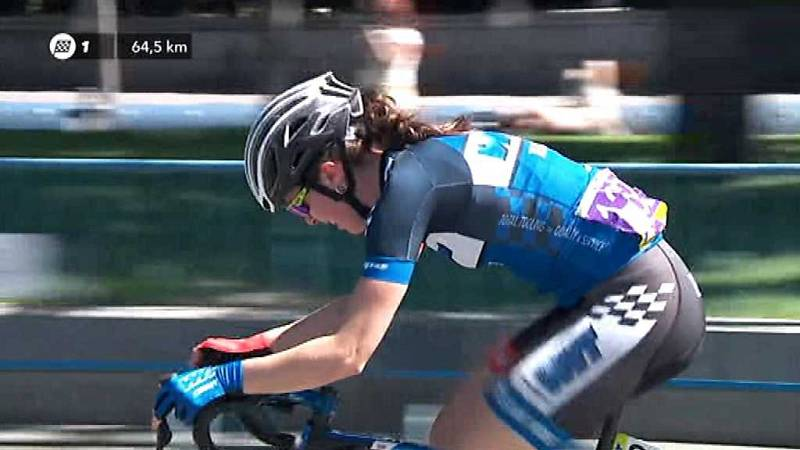 Vuelta a España Femenina 'Madrid Challenge by La Vuelta' desde Madrid- ver ahora