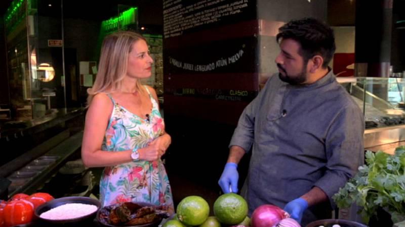 Aprende a preparar Ceviche