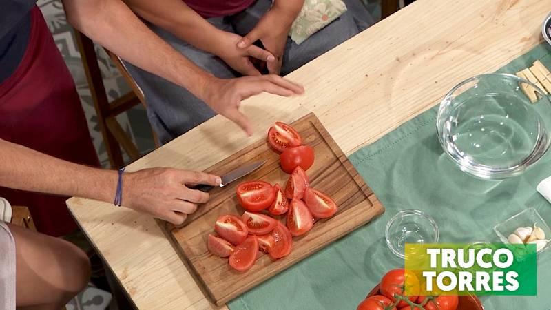 Trucos de cocina - Cómo hacer tomates secos
