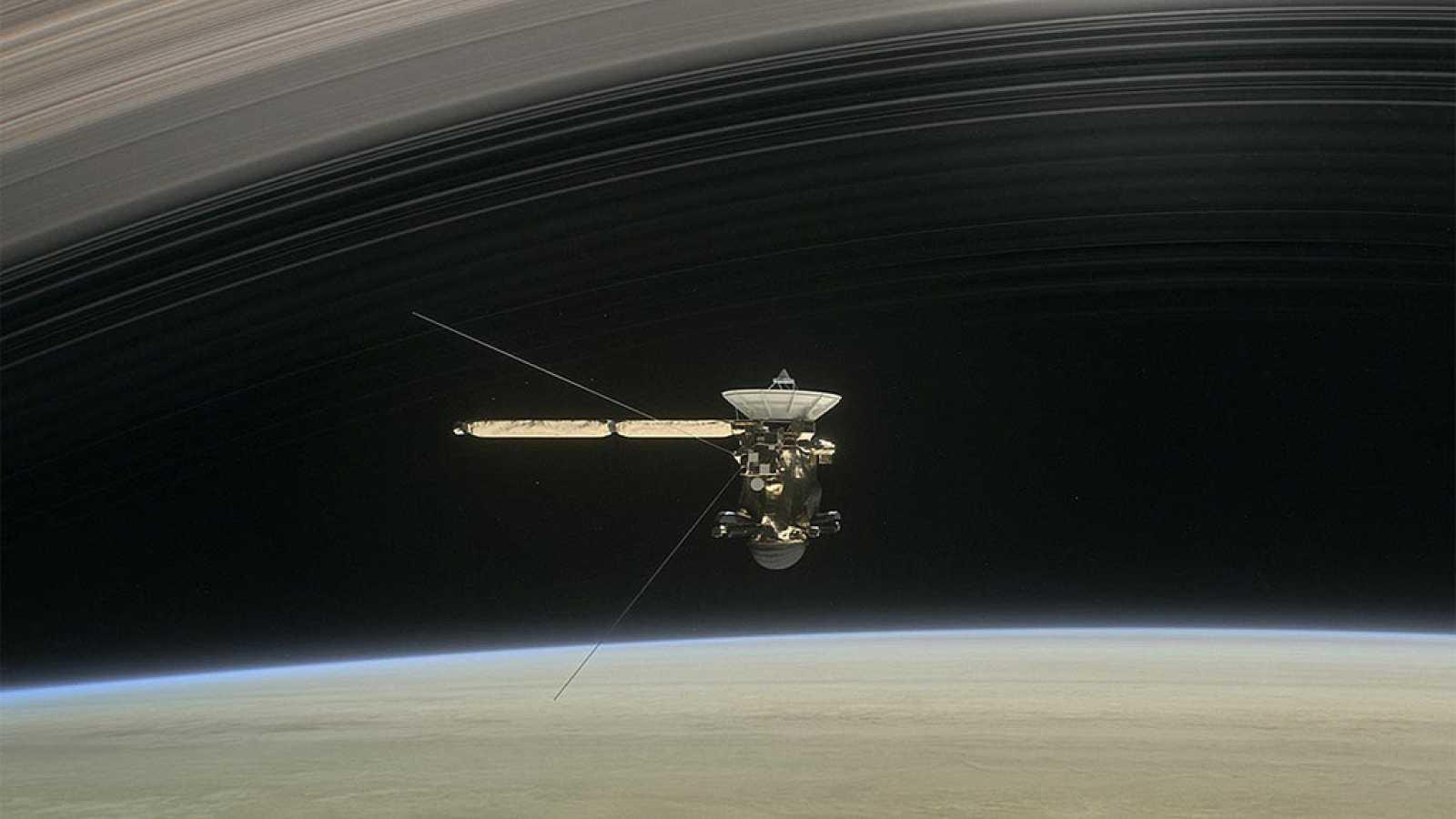 La misión Cassini echa el telón definitivo tras escribir una página de oro para la ciencia