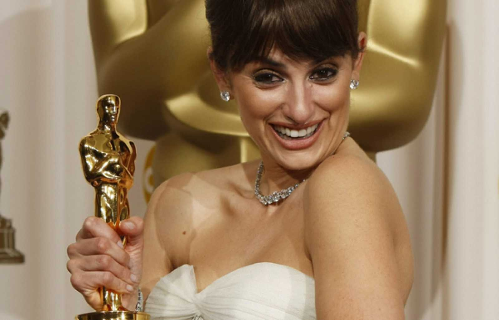 And the Oscar goes to... Penélope Cruz!!