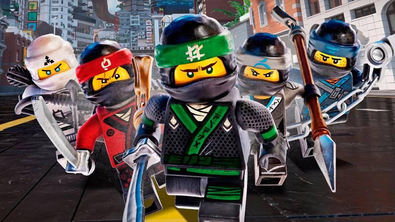 """Carlos Santos: """"'La Lego Ninjago película' es muy divertida y un poco macarra"""""""