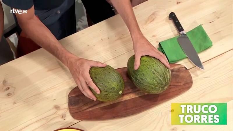 Trucos de cocina - Cómo saber si un melón está maduro a la hora de comprarlo