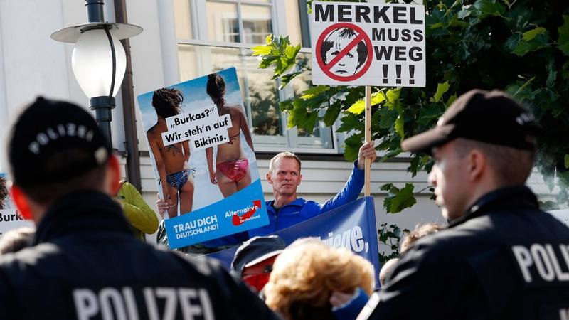 Se confirman las buenas expectativas de Alternativa por Alemania