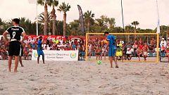 Fútbol playa - Arena Games Tour 2017