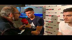Tablero deportivo - Los Hernangómez, del bronce a la NBA