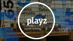 PlayZinemaldia - Llega PlayZinemaldia,  el programa de RTVE.es sobre el Festival de San Sebastián