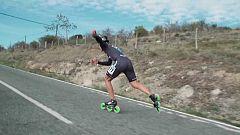 Patinaje de velocidad - Pamplona-Puente Skate Maratón 2017