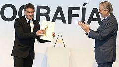 Antonio Banderas recoge el Premio Nacional de Cinematografía 2017