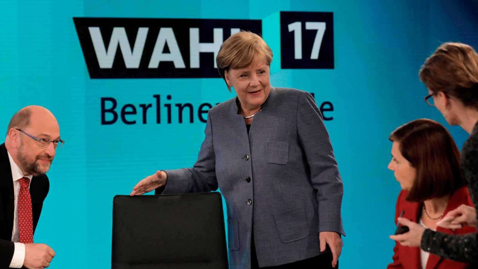 Angela Merkel gobierna Alemania desde 2005 y seguirá 4 años más