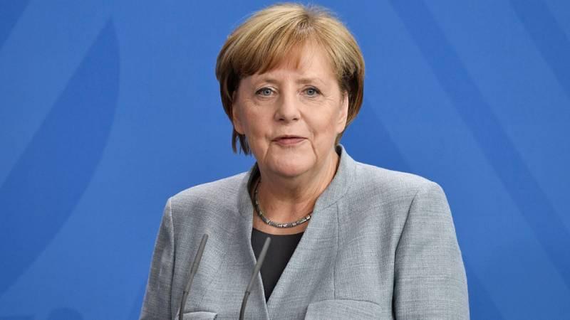 Angela Merkel, la canciller tranquila