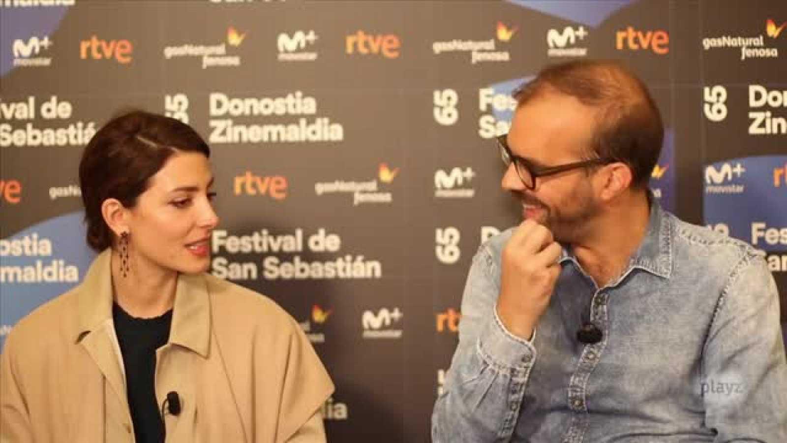 Bárbara Lennie explica con acento argentino por qué hay que ver 'Una especie de familia'