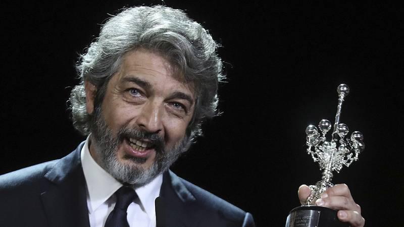 Ricardo Darín, premio Donostia del 65 Festival de Cine de San Sebastián
