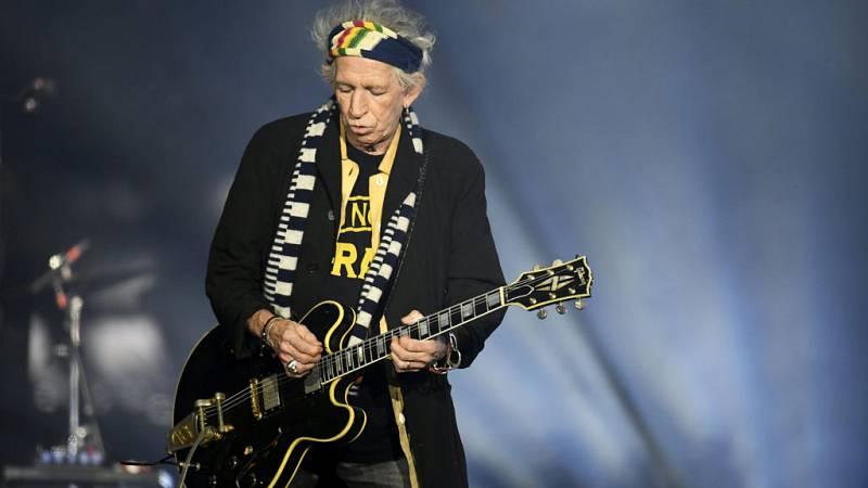 Los Rolling Stones actúan esta noche en Barcelona, el único concierto de su gira en España