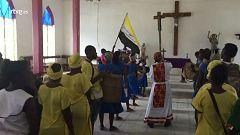 Pueblo de Dios - Una misa garífuna