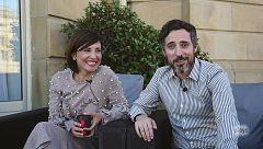 Marián Álvarez y Andrés Gertrúdix nos hablan de humor, silencios y formas de morir