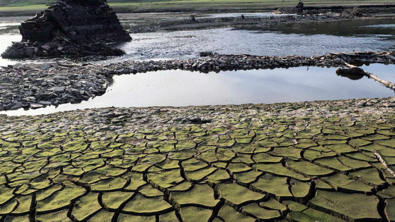 Las cuencas del Segura y el Júcar, las más castigadas por la sequía