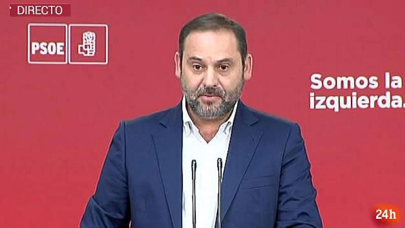 """El PSOE culpa a Puigdemont de una situación que """"ha superado a Rajoy"""""""