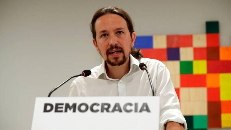 """Iglesias: """"Ningún argumento justifica el uso de la violencia contra la población civil"""""""