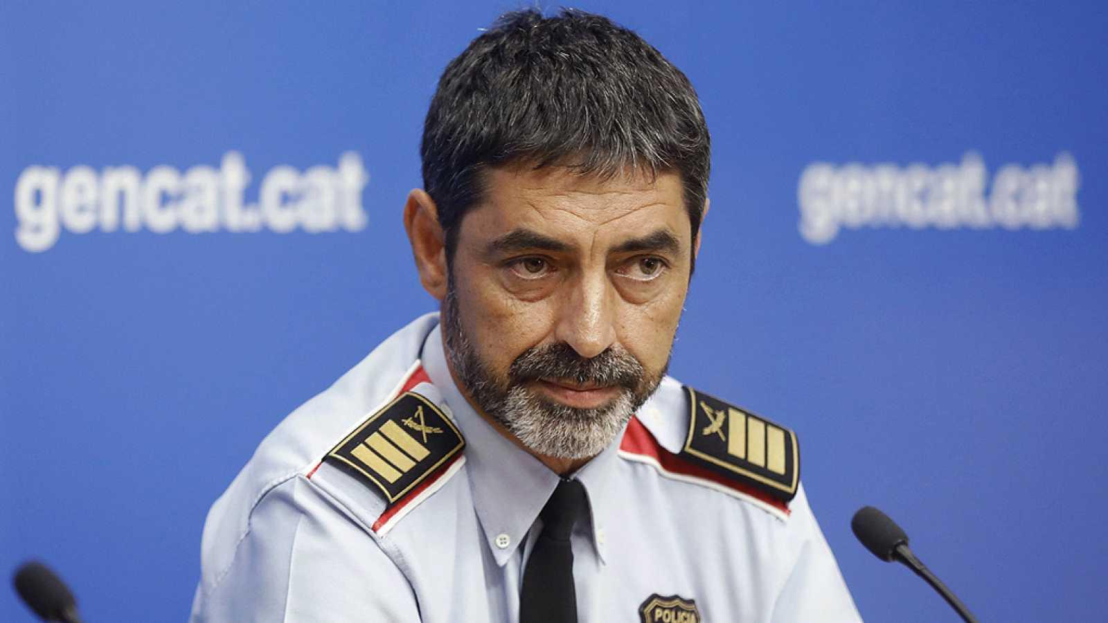 Referéndum en Cataluña: La Audiencia Nacional imputa a Trapero y a los presidentes de ANC y Òmnium por sedición