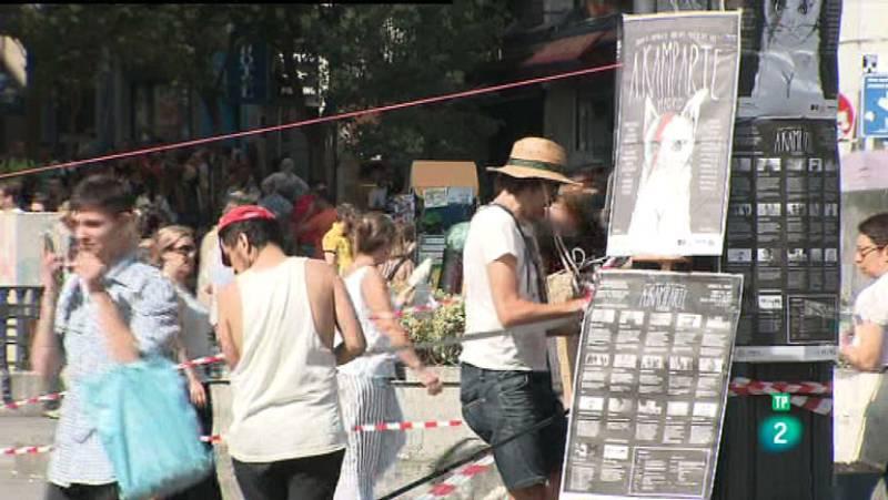La Aventura del Saber. TVE. Akamparte  GUERRILLA Food Sound System colectivo