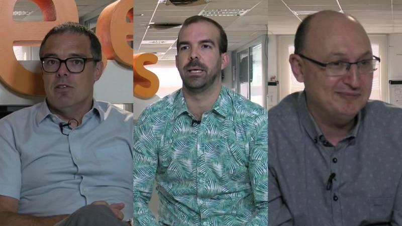 El Ministerio del Tiempo - Ignacio Gómez, Agustín Alonso G. y Fran Llorente dan las claves sobre la nueva experiencia de realidad virtual
