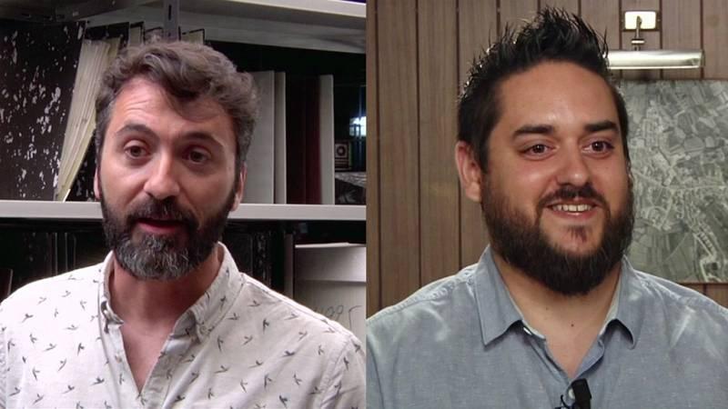 El Ministerio del Tiempo - Javier García y Roberto Romero explican las novedades de esta segunda experiencia de realidad virtual