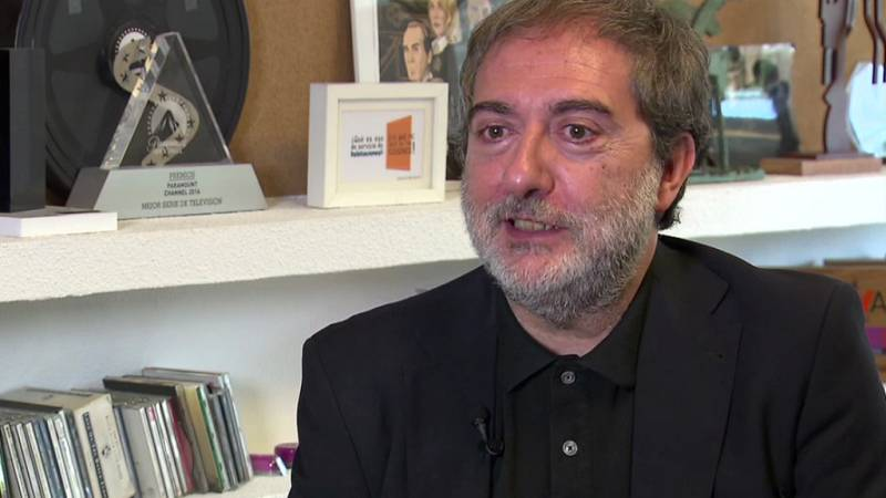 El Ministerio del Tiempo - Javier Olivares, ¿será capaz de pasarse el juego?