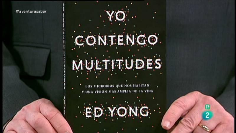 La Aventura del Saber. TVE. Libros recomendados. 'Yo contengo multitudes'