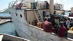 Grandes documentales - Barcos extremos: Tanzania