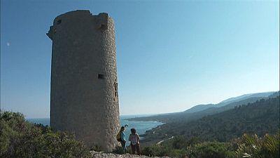 80 cm - Sierra de Irta