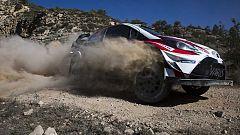 WRC - Campeonato del Mundo. Rally de RACC Cataluña-Rally de España. Resumen (2)