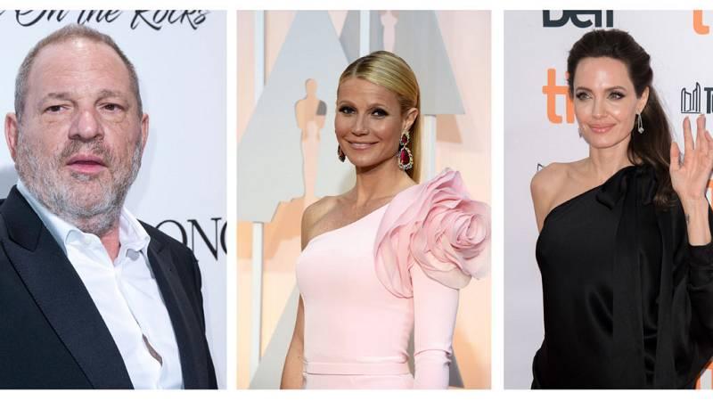 Hollywood vive conmocionado por las denuncias de acoso sexual hechas por varias de sus estrellas