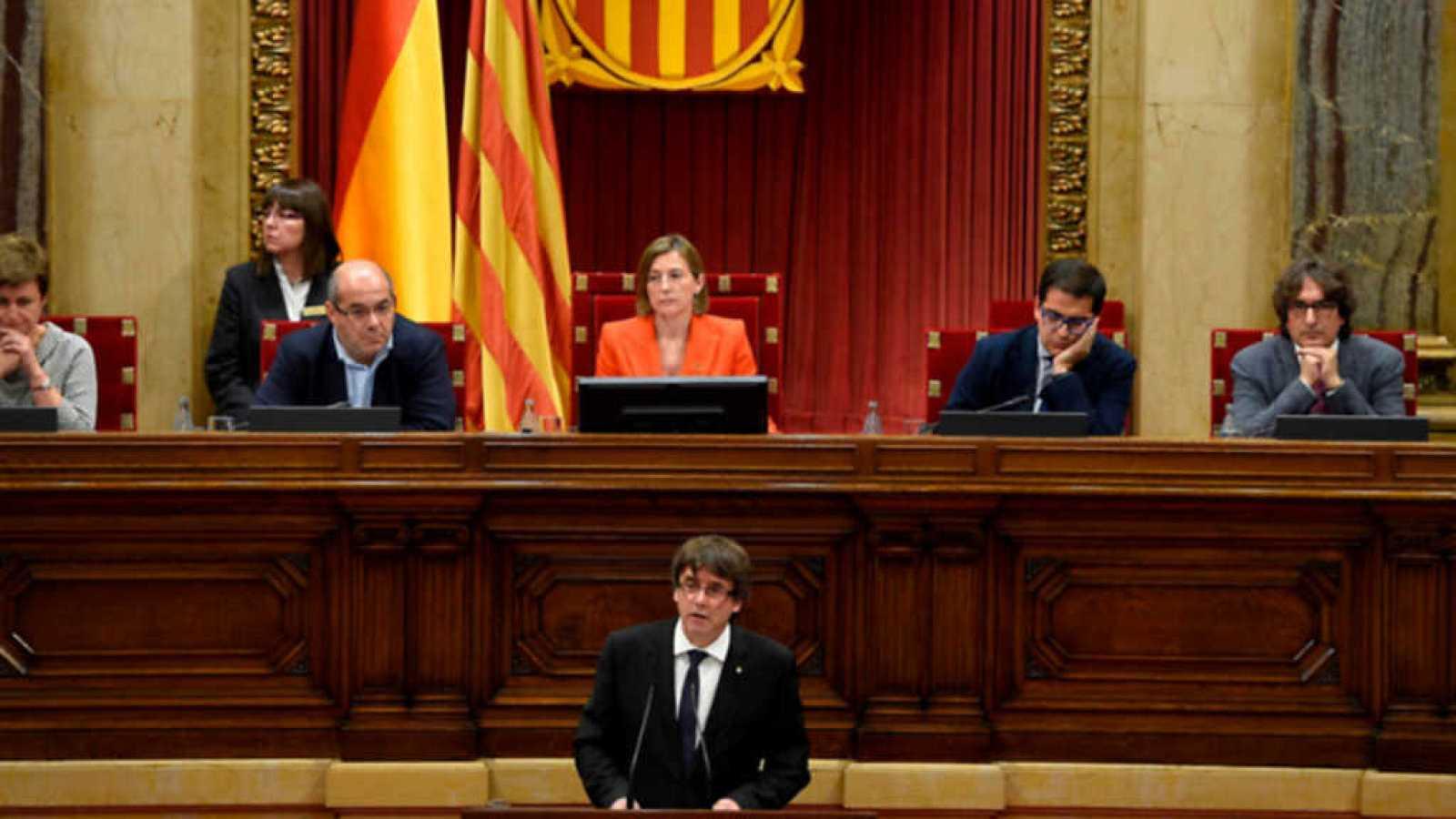Informe Semanal - El dilema de Cataluña - ver ahora