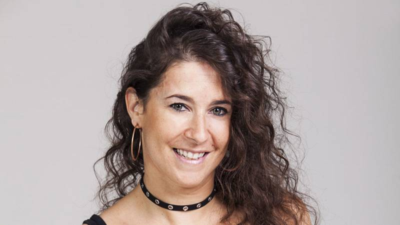 Operación Triunfo - Cristina Burgos profesora de Bailes Urbanos