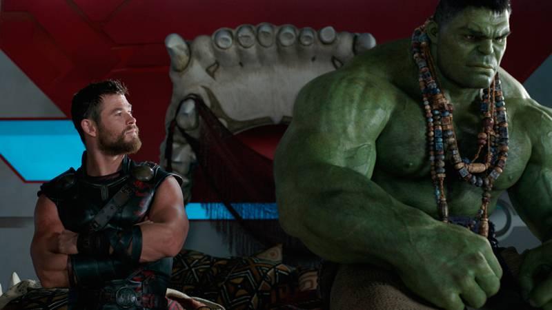 Tráiler de 'Thor: Ragnarok'